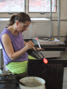 blowingglass